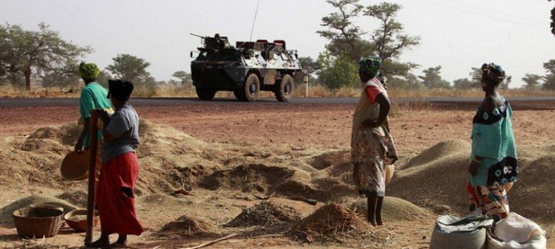 La politica estera della Francia in Africa