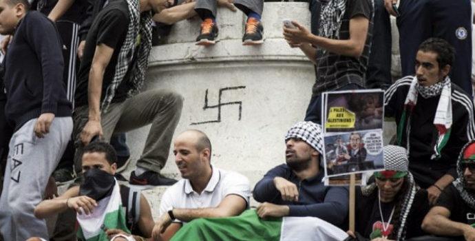 antisemitismo islamico