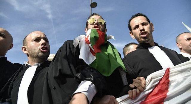 La mancata primavera araba in Algeria