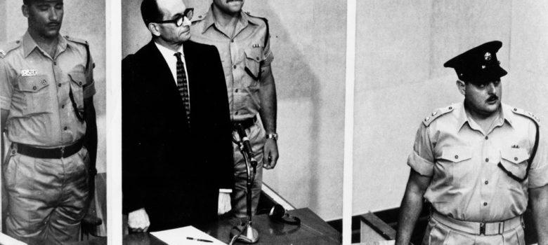 Il processo ad Adolph Eichmann
