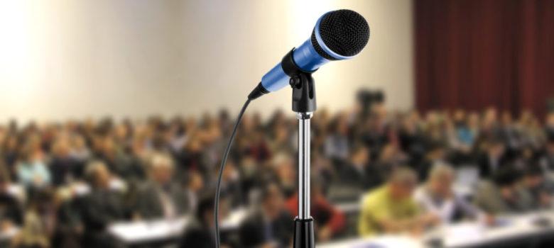 scrivere per una conferenza